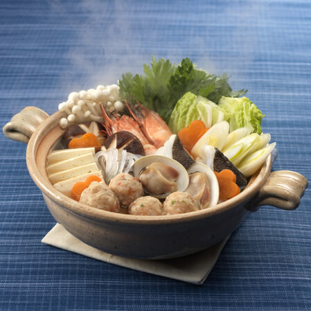 Simplistic Hot Pot